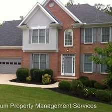 Rental info for 6025 Lake Windsor Drive in the Sugar Hill area