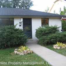 Rental info for 1360 Alpine Avenue