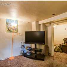 Rental info for 1110 1/2 14th Ave