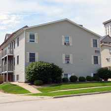 Rental info for 115 W Cherry in the Bloomington area