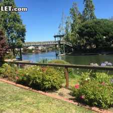Rental info for Four Bedroom In Alameda County in the Oakland area