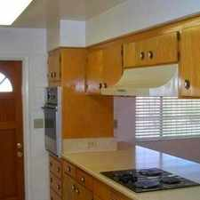 Rental info for House For Rent In Scottsdale. Washer/Dryer Hook... in the Scottsdale Estates area