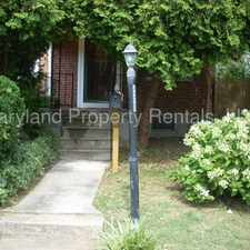 Rental info for Beautiful Townhome in the quiet Parkside Community!! in the Belair - Edison area
