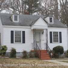 Rental info for 1812 Northgate Street in the Northgate Park area