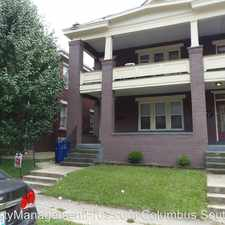 Rental info for 325 Chittenden Avenue in the Columbus area