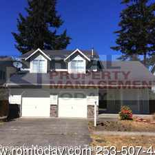 Rental info for 8217 185th St Ct E