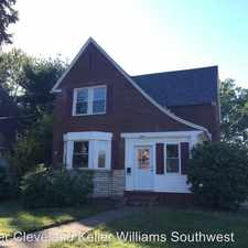 Rental info for 1829 Goodyear Blvd in the Tallmadge area