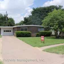 Rental info for 2508 64th Street in the Lubbock area