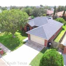 Rental info for 3413 Water Lilly in the McAllen area
