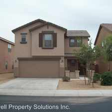 Rental info for 45665 W. Barbara Lane