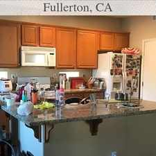 Rental info for House For Rent In. in the Fullerton area