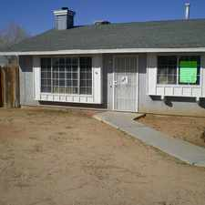 Rental info for 17852 Birch St in the Hesperia area