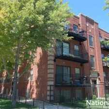 Rental info for 2642 W George Unit 3 in the Roscoe Village area
