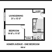 Rental info for Belmont St in the West Cambridge area