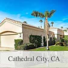 Rental info for Desert Princes Country Club in the Cathedral City area