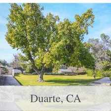 Rental info for Attractive 5 Bed, 3 Bath. Pet OK! in the Duarte area