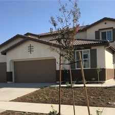 Rental info for Brand New Lennar Home In The Community Of River... in the Mira Loma area