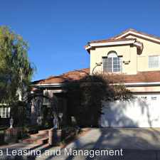 Rental info for 28609 Red Cedar Place