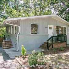 Rental info for 2701 Sarah Avenue in the Durham area