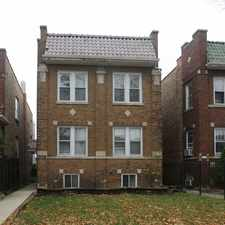 Rental info for 3734 N. Sawyer GF in the Irving Park area