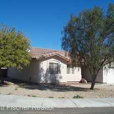 Rental info for 11134 E. 26th Pl. in the 85367 area