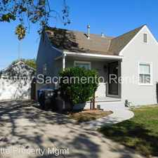 Rental info for 3457 V Street in the Med Center area
