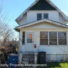 Rental info for 2820 F. STREET - 1 in the Lagrange area