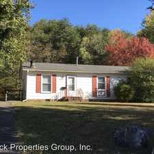 Rental info for 4107 Morningside Drive in the Georgetown area