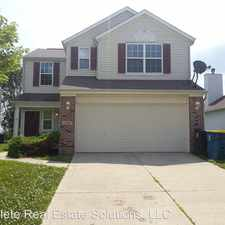 Rental info for 11663 Congressional Ln. in the 46236 area