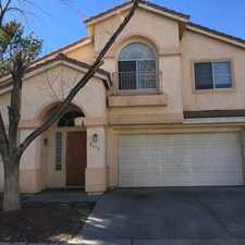 Rental info for 2173 McCartney in the Green Valley South area