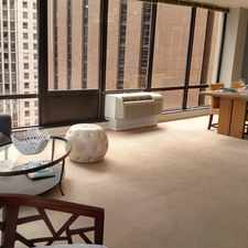 Rental info for Wacker & Columbus in the Grant Park area