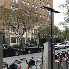 Rental info for 1 bedroom Perch atop Adams Morgan waiting for you! in the U-Street area