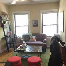 Rental info for 4440 N Wolcott Av in the Chicago area
