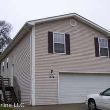 Rental info for 1836-1840 Hartley in the Lincoln area