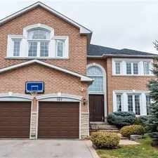 Rental info for 157 Oakhurst Drive in the Vaughan area