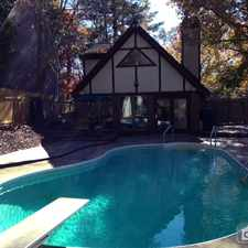 Rental info for $5475 3 bedroom House in Fulton County Virginia Highlands in the Atlanta area