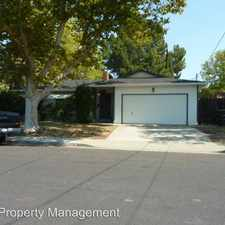 Rental info for 1830 Manzanita Dr.