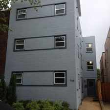 Rental info for 758 Girard Street, NW Unit# 302 in the Columbia Heights area