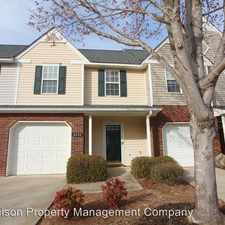 Rental info for 8624 Robinson Forest Dr