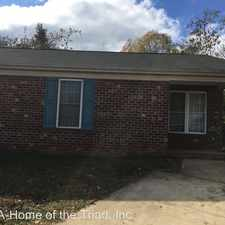 Rental info for 127 Thomas Street in the 27260 area