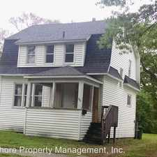 Rental info for 889 Emerson Ave. in the Muskegon area