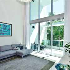 Rental info for 900 Biscayne blvd #502 in the Miami area