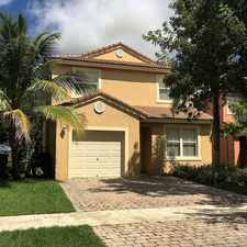 Rental info for 1561 Southeast 20th Road in the 33035 area