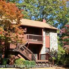 Rental info for 133 Cedar Forest Trail in the Asheville area