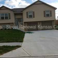 Rental info for Welcome Home to Grain Valley MO