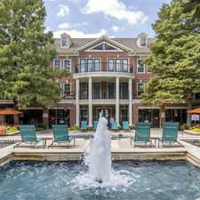 Rental info for The Lincoln at Towne Square Apartments in the Plano area