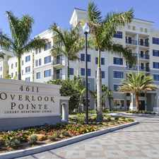 Rental info for Overlook Pointe in the Pompano Beach area