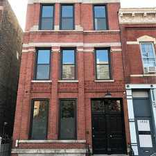 Rental info for 1930 North Damen in the Bucktown area