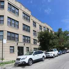 Rental info for 2502 West Catalpa Avenue #2504- #2 in the Lincoln Square area