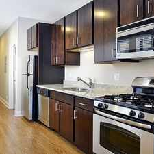Rental info for Belmont by Reside Flats in the Chicago area